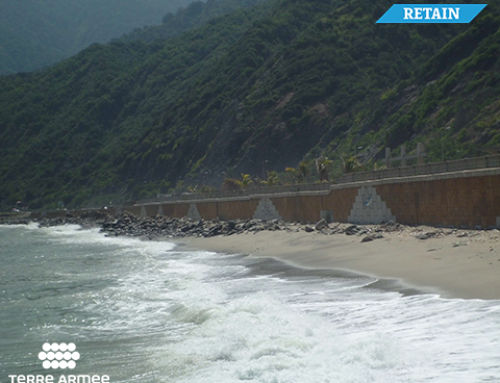 "Venezuela – Reinforced Earth® walls for the ""Cinta Costera"""