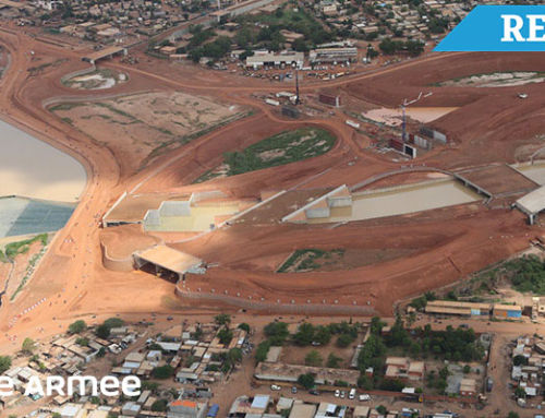 Burkina Faso: Terre Armée will enable to ease traffic flow in Ouagadougou