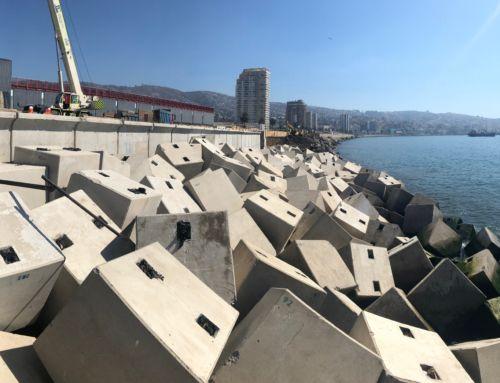 Tierra Armada Chile S.p.A. helps rebuild Valparaiso