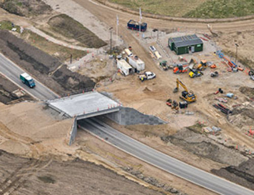 DENMARK – The first high speed railway has Reinforced Earth® true abutments