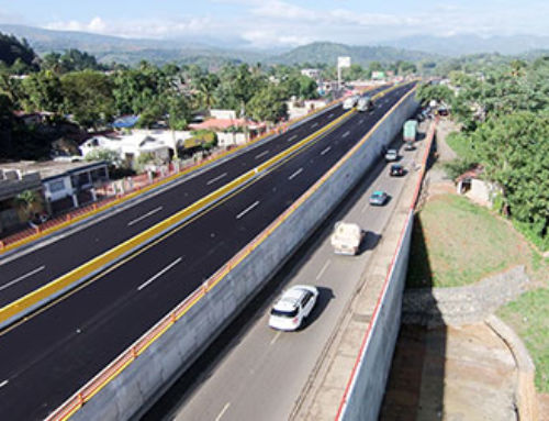 DOMINICAN REPUBLIC – TerraClass® access ramps for the Maimón viaduct