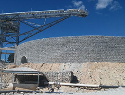 Mexico – Stockpile support in San Julian Mine Project in Guadalupe y Calvo