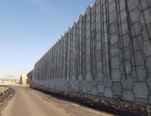 Reinforced Earth® walls for Jorf Lasfar Power Station